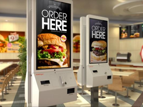Order Kiosks Prove to be One Solution for Labor Shortage