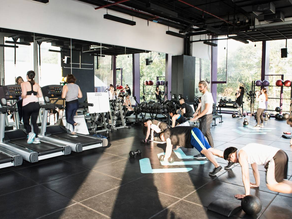 Fitness Centers Flock To Shopping Centers