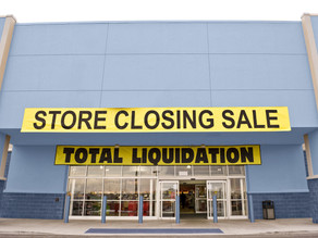 Five Retailers at  Risk of Bankruptcy