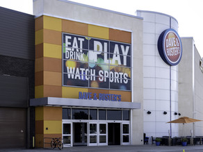 The Game is About to Change at Dave & Buster's