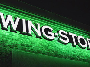 Wingstop Same-Store Sales Rise 25.4% in Q3