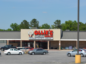 Ollie's Bargain Outlet is Taking Advantage of Other Retailers' Woes by Snapping Up Their Real Estate