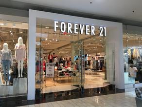 Forever 21 at Risk for Bankruptcy