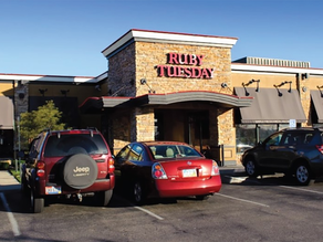 Casual Dining Properties Fall Off Investors' Menus
