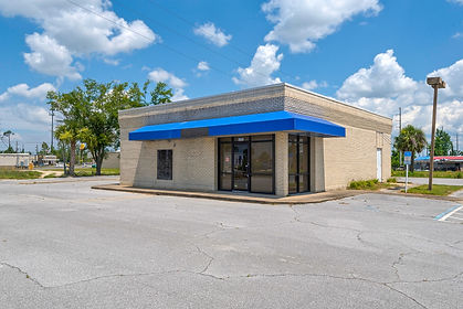 Former Bank Branch
