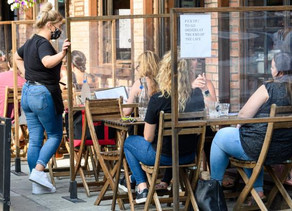 Restaurants Maintain Steady Service Sentiment Even As Recovery Slows