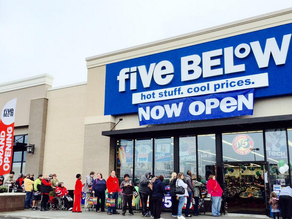 Five Below Plans Record Store Openings