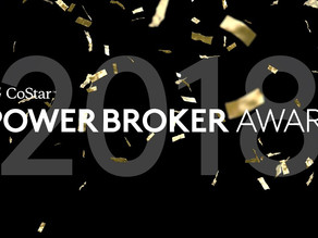 Jim Shiebler Recognized as 2018 CoStar Power Broker Winner