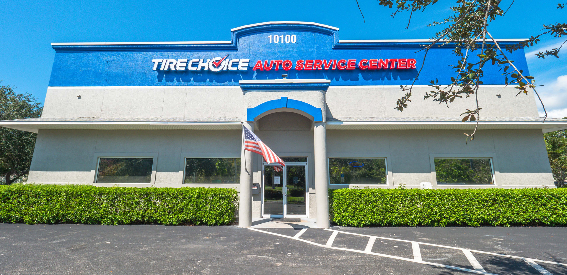 Tire Choice - 10100 Bonita Beach Road, B