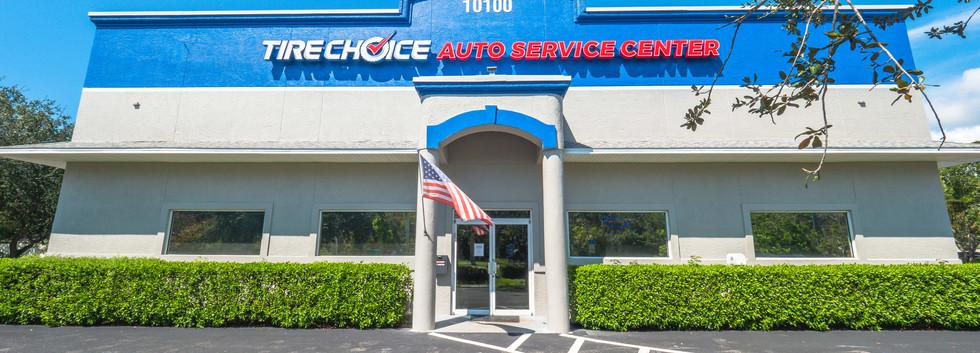 Tire Choice - 10100 Bonita Beach Road, B