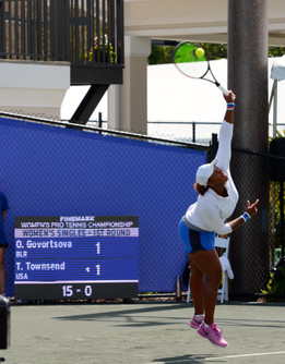 Taylor Townsend