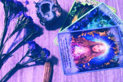 Angel Guidance Reading - 3 Cards, High Quality Digital Download