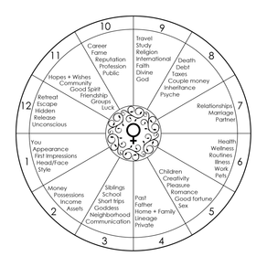 🏠Houses In Astrology