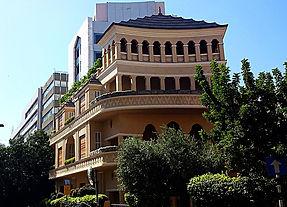 The Pagoda House, Tel-Aviv