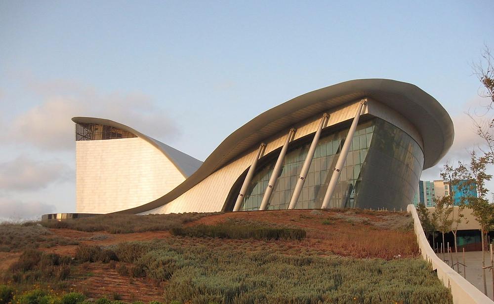 Performing Arts Center (Wikipedia - Albert Guide Francophone Israël)