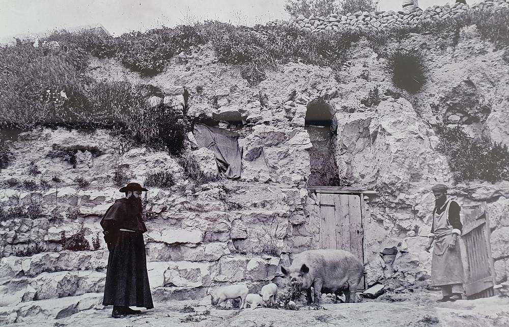 Les Assomptionnistes sur le site Pierre-en-Gallicante