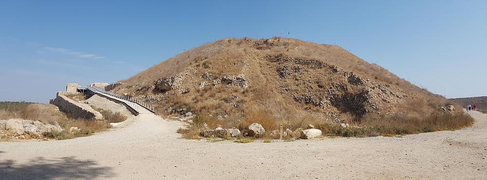 Tel Lachish (Albert Tour Guide Israel)