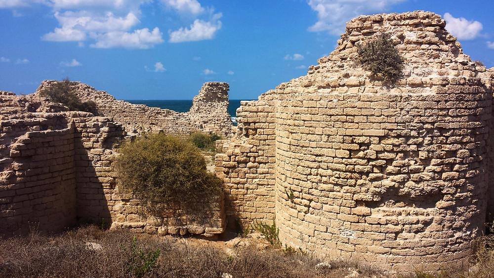 Forteresse Ashdod-Yam (Albert Guide Francophone Israël)