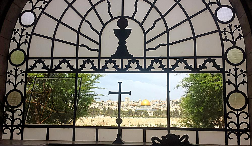 Dominus Flevit (Albert Tour Guide Israel)
