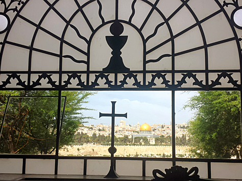 The Holy Week and Easter in Jerusalem