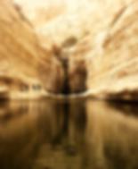 Canyon Avdat, Néguev
