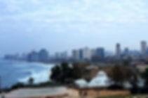 Tel Aviv seen from Jaffa