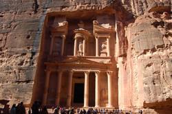 albert-tours-israel-petra-treasury