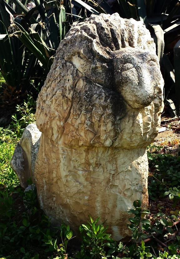 The goat sent to Azazel (Albert Tour Guide Israel)