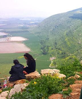 Biblical Trail, Mt Gilboa