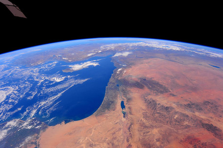The boundaries of the Land of Israel