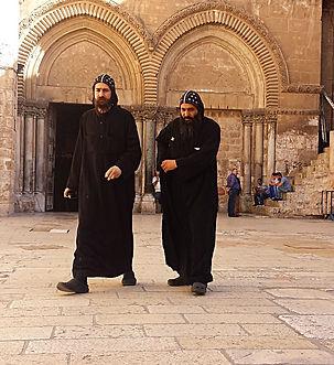 Armenian Monks, Holy Sepulcher