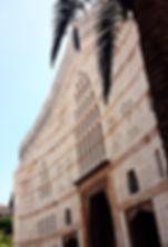Basilique de l'Annonciation, Nazareth
