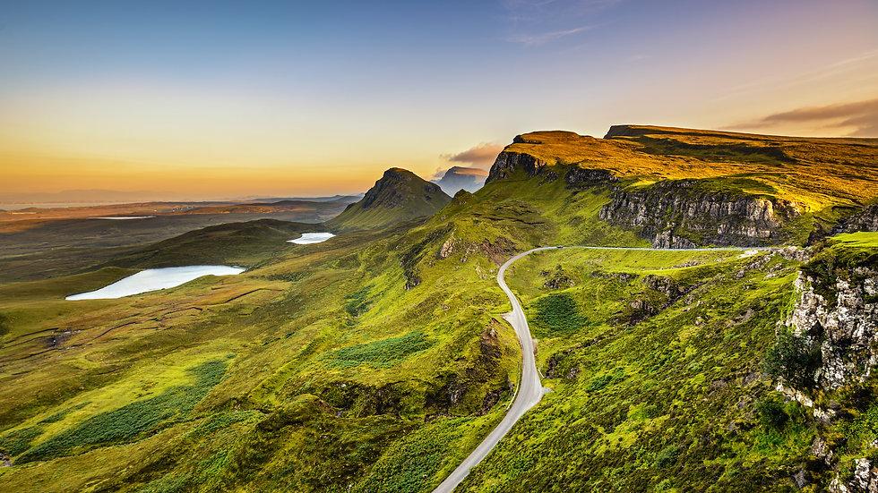 Großartiges Schottland