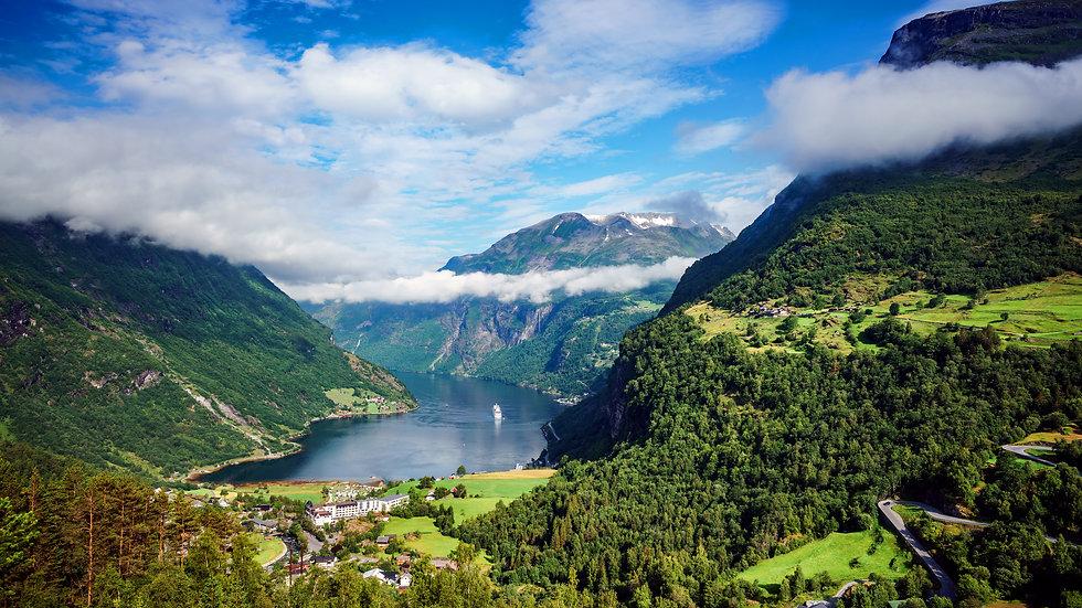 Spektakuläres Norwegen