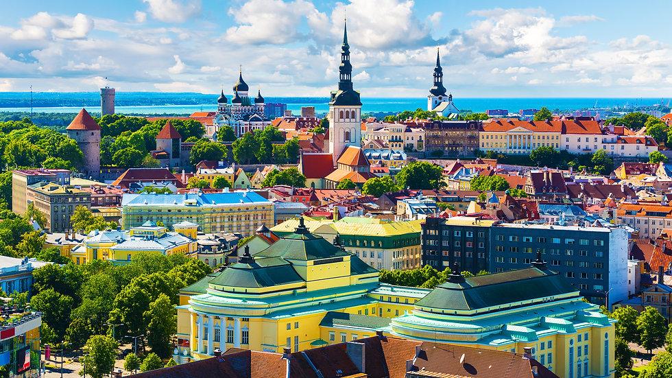 Baltikum & Ostsee-Perlen