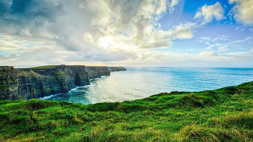 Irland – Insel in grün