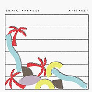 "Sonic Avenues ""Mistakes"" LP"