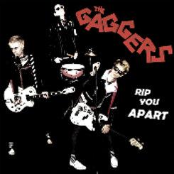 """Gaggers """"Rip you apart"""" LP"""