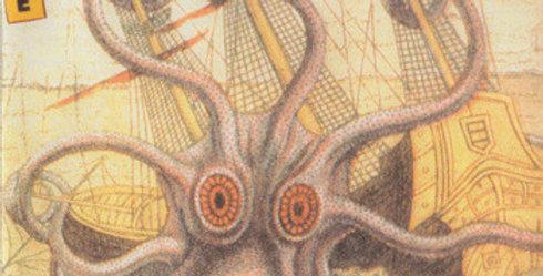 "the Bananas ""Nautical rock n roll"" LP"