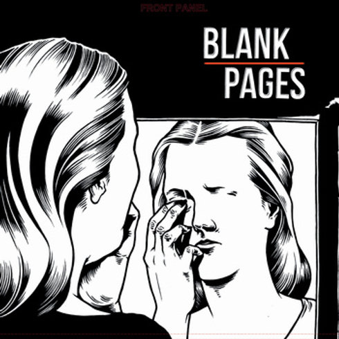 Blank Pages S/T LP