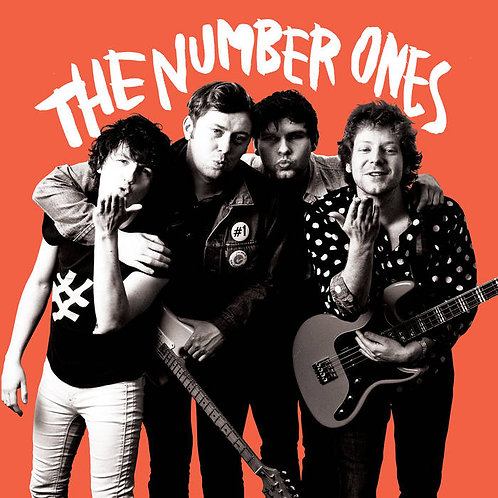 the Number Ones S/T LP