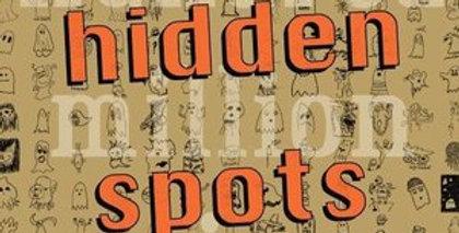 """Hidden Spots""""Hundred million voices""""  LP"""