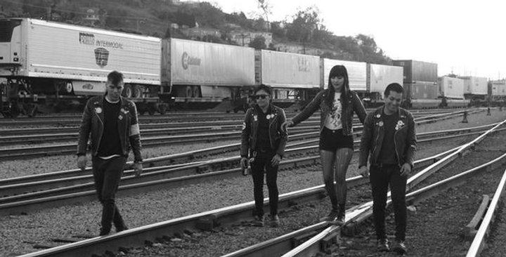 Generacion Suicida 'Sombras' LP
