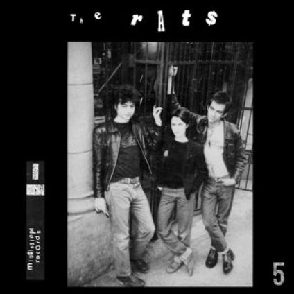 the Rats 'S/T' LP