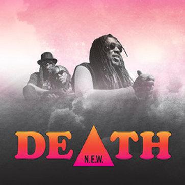 """Death """"N.E.W"""" LP"""