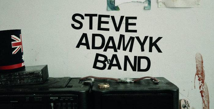 "Steve Adamyk Band ""Graceland"" LP"
