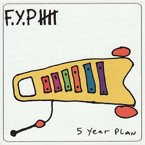 Five Year Plan S/T LP