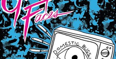 """Guilty faces""""Domestic Bliss""""  LP"""