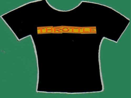 Throttle 'Logo' Tee