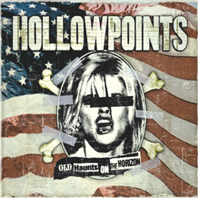 Hollowpoints 'Old haunts' LP